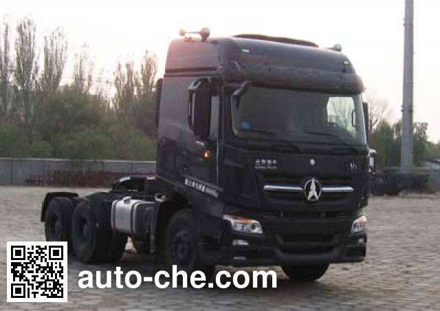 Контейнеровоз Beiben North Benz ND4250BD4J7Z01