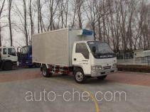 Автофургон рефрижератор Foton Forland BJ5043Z7BE6